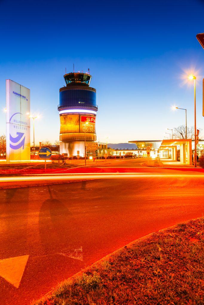 Quelle: Oliver Wolf/Flughafen Graz