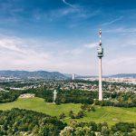Donauturm in Wien Christian Lendl (www.christianlendl.com)